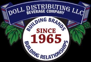 Doll distributing logo