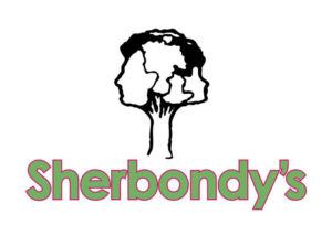 Sherbondys tree logo