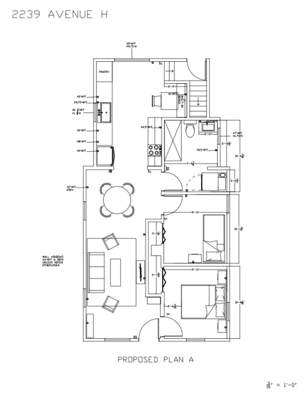 210821 712 Initiative Housing Revitalization 2239 Avenue H most up to date copy